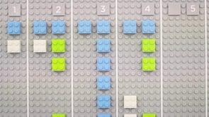 複数人で管理できるレゴカレンダー